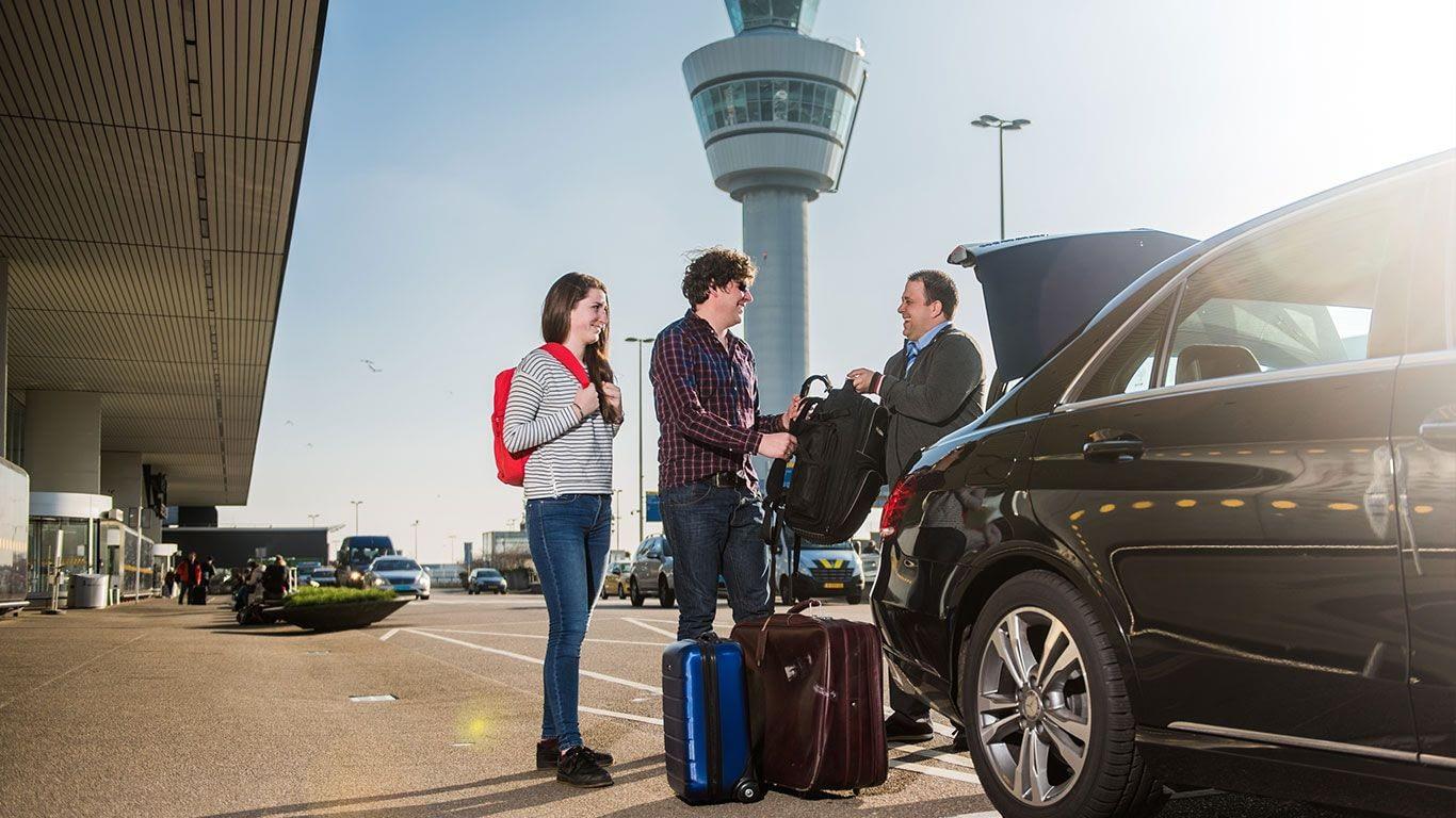 Airport car service boston