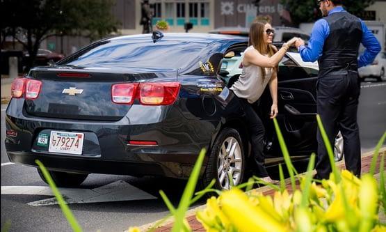 chauffeur service Boston
