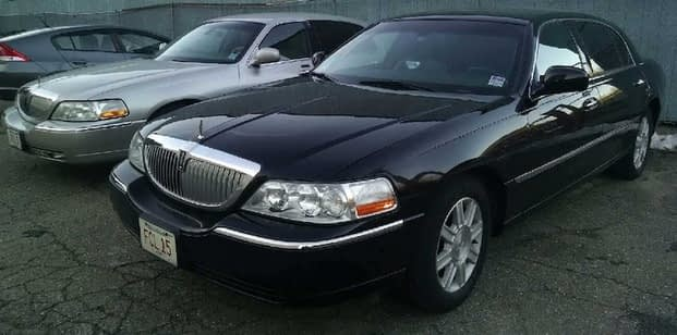 Our Professional Limo Service Lexington MA